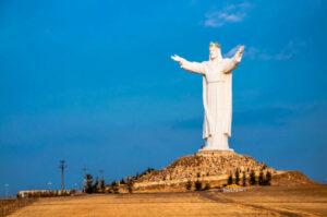 Statua Chrystusa Króla
